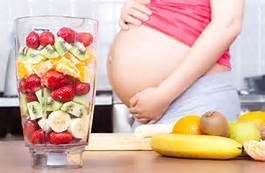 comida y embarazo