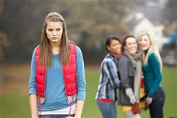 foto de bullying